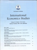 International Economics Studies