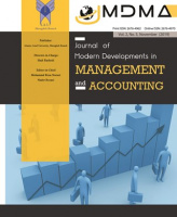 Modern Developments in Management and Accounting