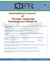 Foreign Language Teaching and Research