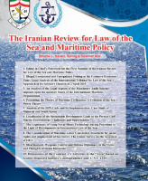 Iranian Review for Law of the Sea and Maritime Policy