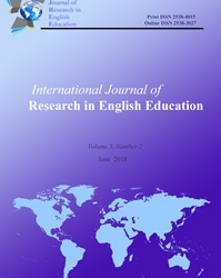 Research in English Education Volume 4, Issue 3 (2019)